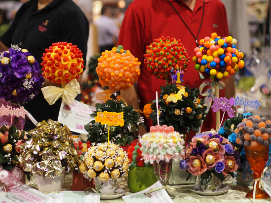 10 Candy bouquets