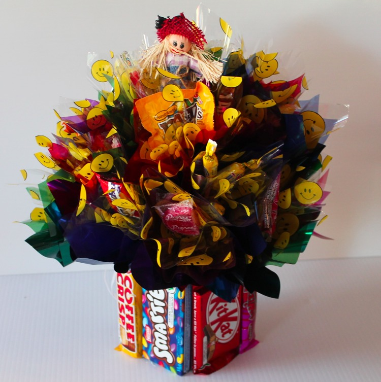How to make a candy bouquet | I\'m Good