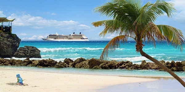 caribbean-beach-cruise-ship-770