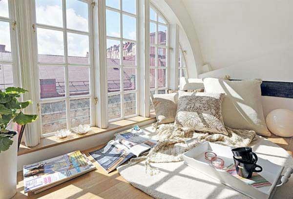 erkerfenster-sonnenlicht-angenehm-schlafzimmer-ideen