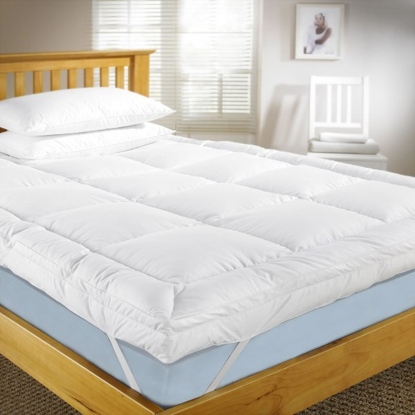 Euroquilt Comforel Mattress Topper_A_SS-1