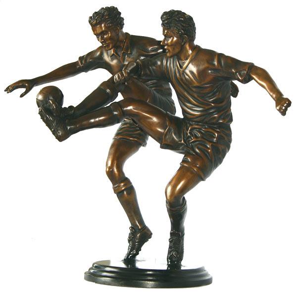 FG0059_1_Bronze_Football_Figurine