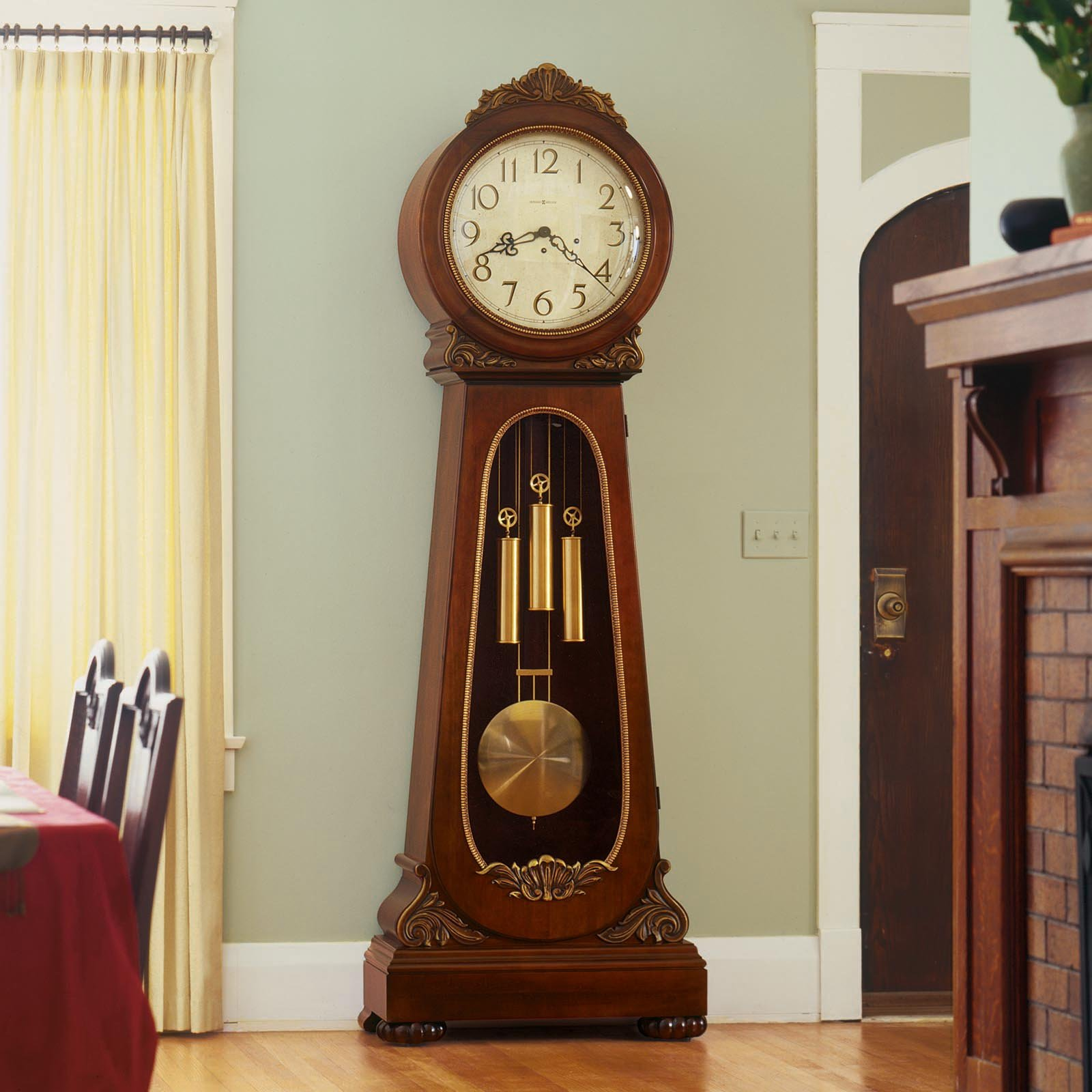 skp decoration stl pendel models model clock ps fbx architectural floor cgtrader max obj floors