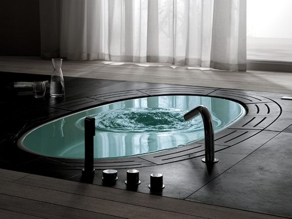 modern-ground-bathtub