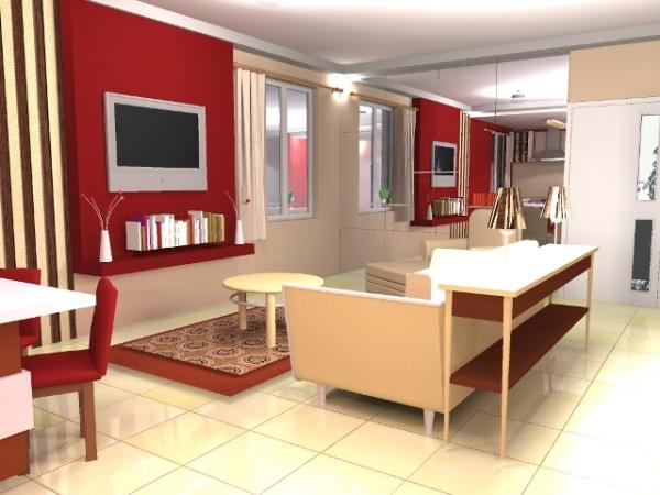 Room-interior-apartemn