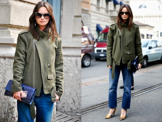 army-green-biker-jacket-fashion-trend-2014