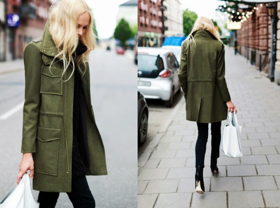 army-green-coat-fashion-trend-outfit-ideas