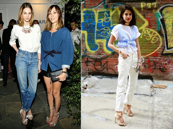 how-to-style-mom-jeans-outfit-ideas