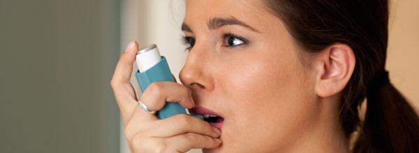 asthma-lady
